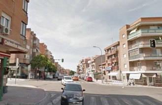 La avenida de la Cañada vuelve a abrirse al tráfico el lunes