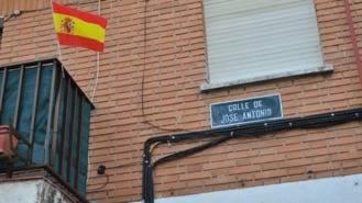 Adiós a la calle José Antonio, fundador de la Falange, que pasará a llamarse Juan Carlos I