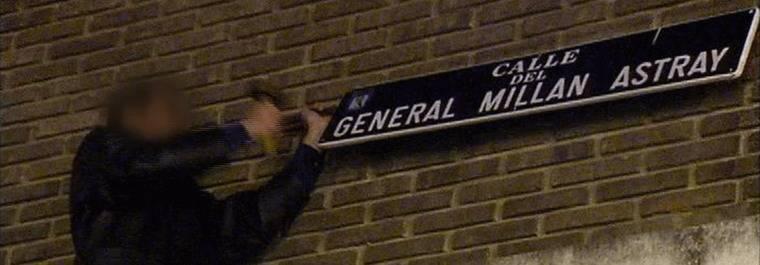 Madrid borrará de su callejero 47 calles con referencias franquistas