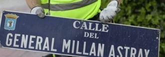 Carmena inicia el cambio de calles franquistas en Latina y Carabanchel