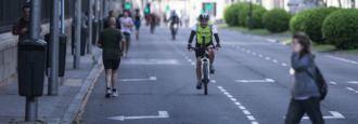 Peatonalización de calles los fines de semana y tarifa SER según contaminación