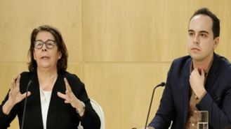 Calvo y Sabanés dicen que sus medidas anticontaminación han evitado una multa de 500 millones
