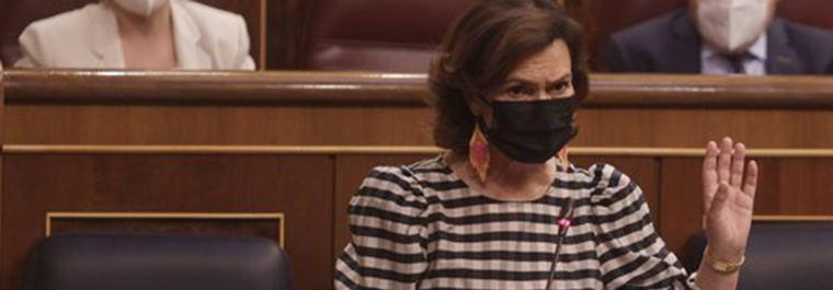 El Gobierno contraataca al PP con la foto de Colón
