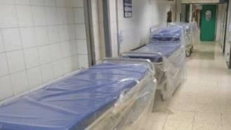 La Paz demanda a Wallapop por vender camas del hospital a un euro
