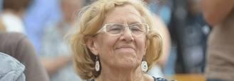 Los madrileños dan el aprobado a Carmena