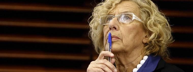 Carmena acata la suspensión judicia del acto del Matadero, pero 'el referéndum no es ilegal'