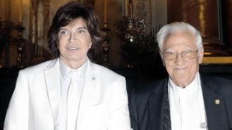 El padre Angel oficiará una misa en honor a Camilo Sesto en San Antón