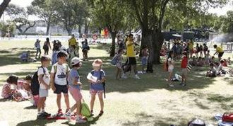 47 becas para campamentos de verano a niños en situación vulnerable