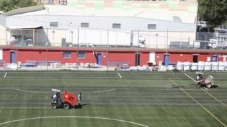 Tres millones de euros para construir y acondicionar instalaciones deportivas
