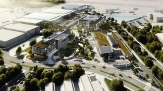 El nuevo campus Airbus en Getafe estará operativo en 2020