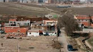 Comunidad y Ayuntamiento piden a Franco atajar problemas de la Cañada