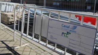 Arrancan las obras para evitar las inundaciones en la red de saneamiento