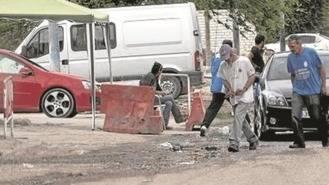Comunidad y Ayuntamiento desmantelarán el sector más conflictivo de la Cañada
