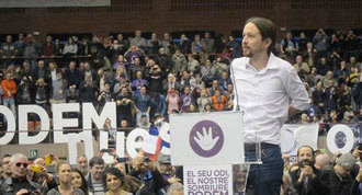 Los candidatos del equipo de Iglesias (Podemos) se hacen con los órganos de dirección de Madrid y Barcelona