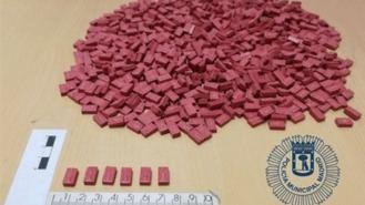 Cinco detenidos por tráfico de drogas en un local de Carabanchel con numerosas irregularides