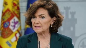 Calvo culpa a las CC.AA del retraso en el pago de los ERTEs