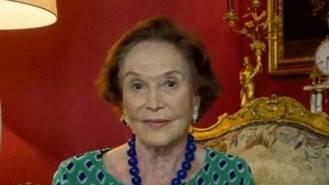 Fallece a los 91 años Carmen Franco, única hija del dictador