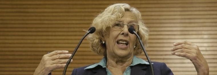 Un juez ordena dar información sobre una inversión privada de Carmena
