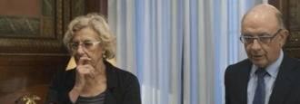 Montoro castiga a Carmena: Tumba su Plan Económico