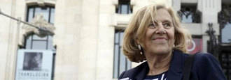 Carmena: Wanda se queda en la capital
