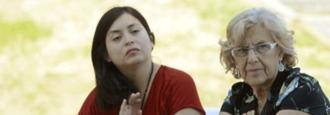 Carmena harta de Arce: 'Te pido que dediques más tiempo a los vecinos'