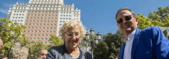PP: Carmena 'puso a huevo' a Baraka el 'pelotazo' del Edificio España