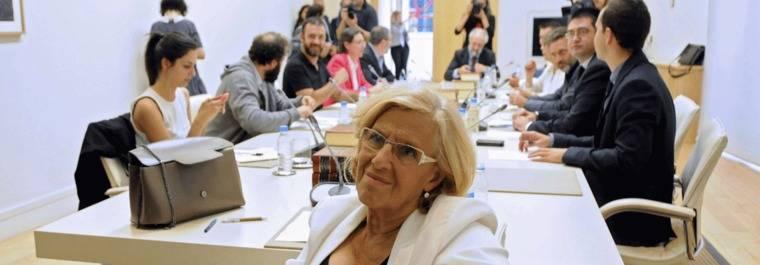 Verbena en Las Vistillas para un a�o de Gobierno