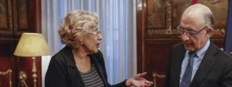 Carmena lleva la guerra con Montoro a los juzgados