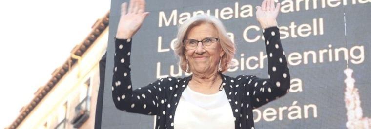 Carmena saca partido electoral al 'viejismo'