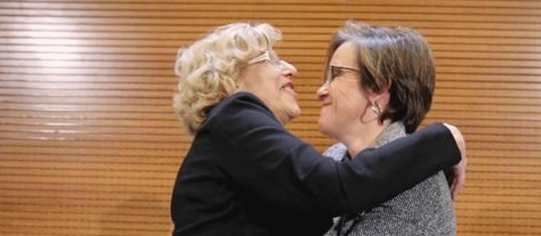 Causpié (PSOE) deja la puerta abierta a entrar en el Gobierno de Carmena