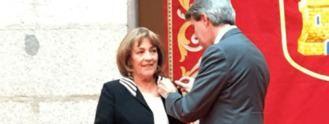 Maura dedica su Medalla de las Artes a los hombres, 'cansadita de tanto #MeToo'