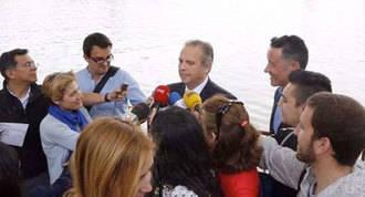 Carmona quiere llenar de espectáculos navales la Casa de Campo