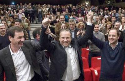 """Carmona a la conquista de Madrid: Promete una ciudad """"cero desahucios"""""""