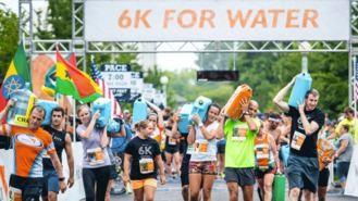 La carrera global '6K For Water', en Madrid y Pamplona el 19 de mayo