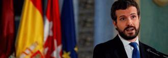 El pacto económico de Casado con Puigdemont