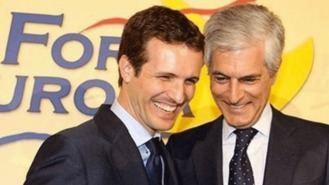 Suárez Illana despunta como poslble candidato del PP al Ayuntamiento o la Comunidad