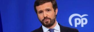 Casado, preparado para repetir el vía crucis de Rajoy
