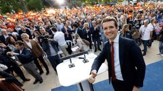 Casado abre la puerta a Vox: 'Tendrán la influencia que quieran tener' en su Gobierno