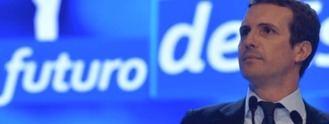 Casado avisa: Seguirá liderando el PP pase lo que pase el 26-M