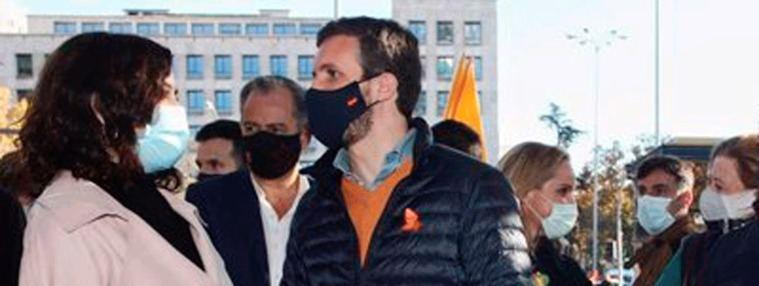 Casado lanza los gobiernos autonómicos del PP contra la Ley Celaá