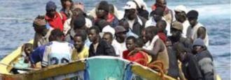 La invasión de los cayucos que asusta a España