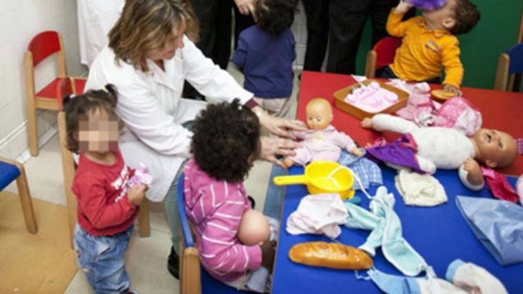 Satse denuncia el abandono de la `Casa de Niños´, no hay enfermeras