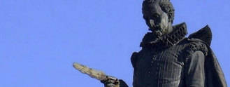 Madrid se rinde a Cervantes en su IV Centenario