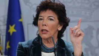 Celáa advierte a Ayuso que la LOMLOE 'no puede ser rebatida por una ley autonómica'