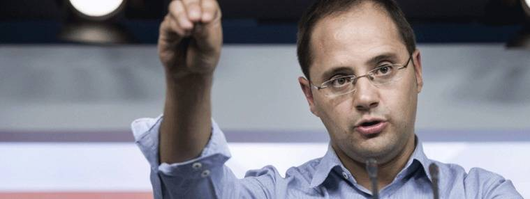 Luena de Rajoy: Est� en plan