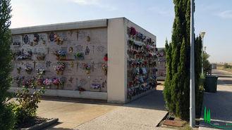 Reabre el cementerio municipal con aforo de 200 personas y grupos máximos de 6