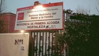 Juicio horal para tres vigilantes del centro de menores de Hortaleza por lesiones a un interno