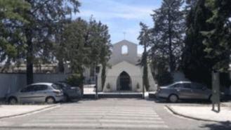 El PSOE alerta del 'riesgo' de un 'asentamiento chabolistasl' colindante al cementerio