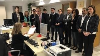 La Asamblea de Murcia admite a trámite la moción de censura contra el presidente de la región