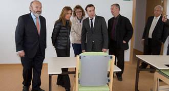 Inaugurado el Centro Integral para Personas con Discapacidad